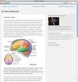 Интерфейс обучающей среды
