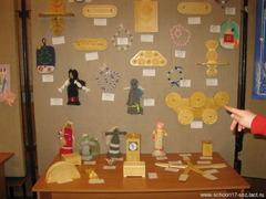 Городская выставка детского творчества «Новогодняя сказка»