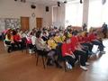 Встреча экстренных служб города со школьниками