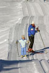 Лыжный спорт в нашей школе.