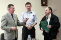 Награждение в Министерстве социальной политики Свердловской области