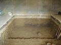 Разработка грунта под котлован чаши бассейна.
