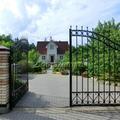 Фасадные ворота