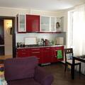 Кухня-столовая-гостинная