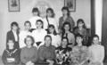 Выпуск 1991 года вечерней школы