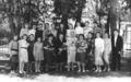 Выпуск 1989 года вечерней школы