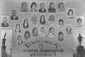 Выпуск 1974 года вечерней школы