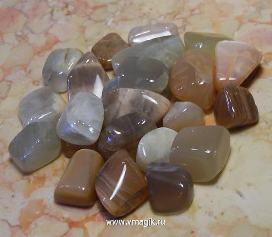Гаданье на камнях