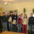 Победители и призёры турнира по компьютерной игре