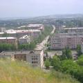 Вид на улицу Кирова и площадь Юбилейную