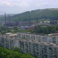 Вид на микрорайон улицы Ленина 1-5