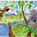 Альбом рисунков Цветковой Инны