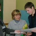 Второй призер - Антонов Дмитрий, группа Э09