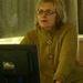 Наталья Ильинична, сидя за компьютером, управляла компьютерной презентацией