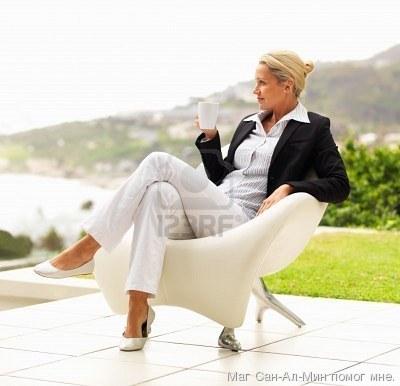 становлюсь  успешной  деловой женщиной
