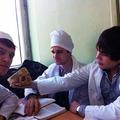 Школьные и студенческие годы Руфата и Рияда
