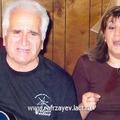 Мой друг Джабик и его жена Мужган ханум