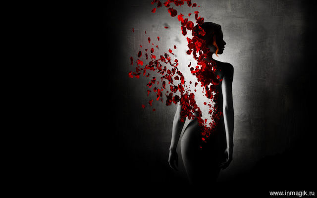 Черная магия сексуальная привязка на кровь