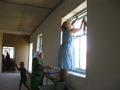 11 июля 2012 года - очистка и остекление окон