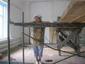 24-27.07.2012 - покраска стен и оклейка потолка плитами