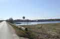 Райцентр Савино - рядом река Вишера