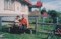 О бабушке и дедушке - Любовь со школьной скамьи