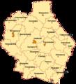 Хоботец-Васильевское и карта от 1790 года.
