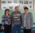 Манохин А.М. проездом в с.Хоботец-Васильевское - май 2013 - 2