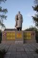 Памятник в селе с мая 2010 года - увековечено 249 воинов