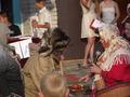 Фольклорная группа РОССИЯНОЧКА в день села Иловай-Дмитриевское 13.07.2013