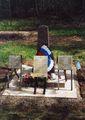 """Воинский мемориал """"Заречье"""" в д.Волынь. Обновлён 9 мая 2015 года."""
