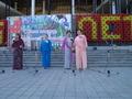 Посёлок Первомайский (пгт) отметил свой день образования