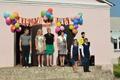 Выпуск Хобот-Богоявленской школы (2014 год)