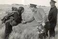 1000-й прыжок. Шипилов Я.П., Милованов Г.В., Лаптев Н.Д.. Сталинград. Июнь 1967