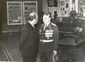 Шипилов Я.П. с Логиновым Львом Яковлевичем 29.05.1981 г