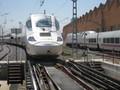 Поезда с раздвижной колесной парой Talgo (Испания) в России.