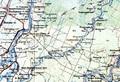 11 – Карта от ноября 1932 года, которой пользовались в первые годы войны (в 1941-1942 г.г.)