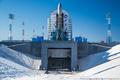 Стартовый комплекс космодрома Восточный перед испытаниями 21.03.2016