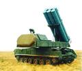 Бук-M3 пусковая