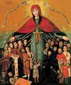С Праздником Покрова Пресвятой Богородицы, Православные!