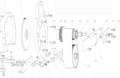 Русский автожир КАЗАЧОК - редуктор двигателя Субару 2,5 см3