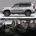 Toyota Land Cruiser Prado  2018 (12.09.2017)