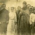 Венчание в Хоботцах - 1918 год