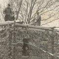 Строители - 1962 год весна