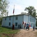 Государственный флаг РОССИИ в селе поднят!