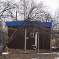 2007 год - к школе подведён газ и отопление с газом