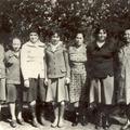 Есикова, Лосева, Виданова, Зеленева, Танайлова, Козлова, Печёнкина