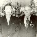С Александром Шулецким (зятем)