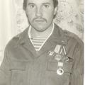 Внук Александр - ветеран-афганец