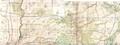 Хоботец-Васильевское. Карта 1790 года